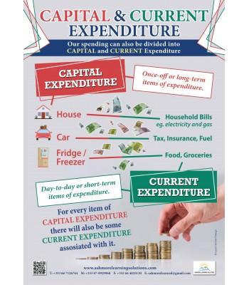 Capital and Current Expenditure Poster