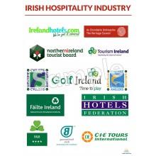 Irish Hospitality Industry Poster