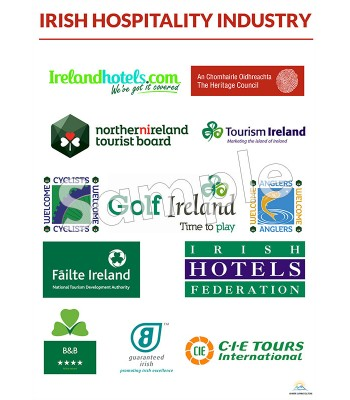 Irish Hospitality Industry Poster