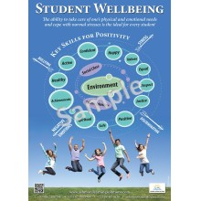 Student wellbeing poster