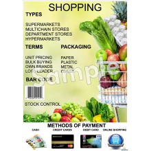 Shopping Poster