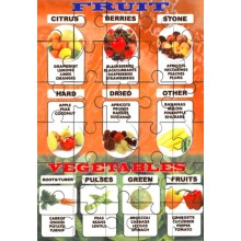 Fruit and Vegetables Jigsaw