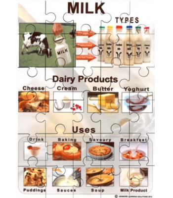 Milk Jigsaw