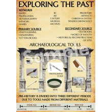 Exploring the Past Poster