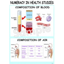 Numeracy in Health Studies Poster
