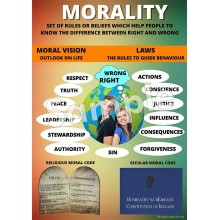 Morality Poster