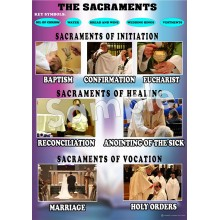 The Sacraments Poster