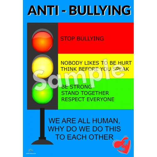 Anti Bullying Poster Ashmore Learning Solutions